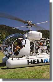 Whitsunday Island & Great Barrier Reef Helicopter Tours